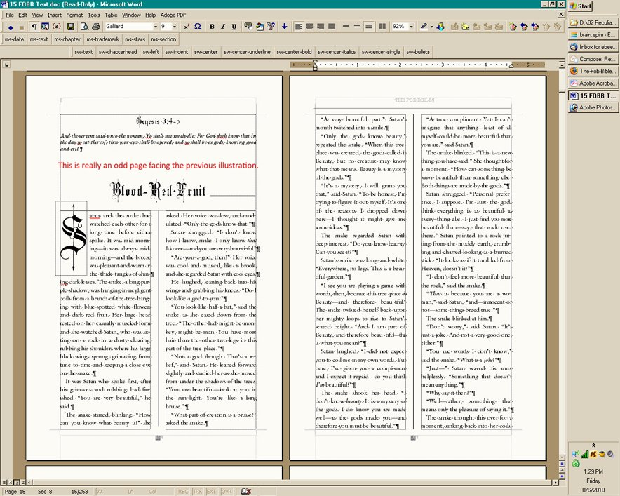 13 Best S Of Book Layout Microsoft Word Free Word