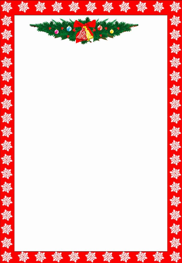 13 Christmas Paper Templates Free Word Pdf Jpeg