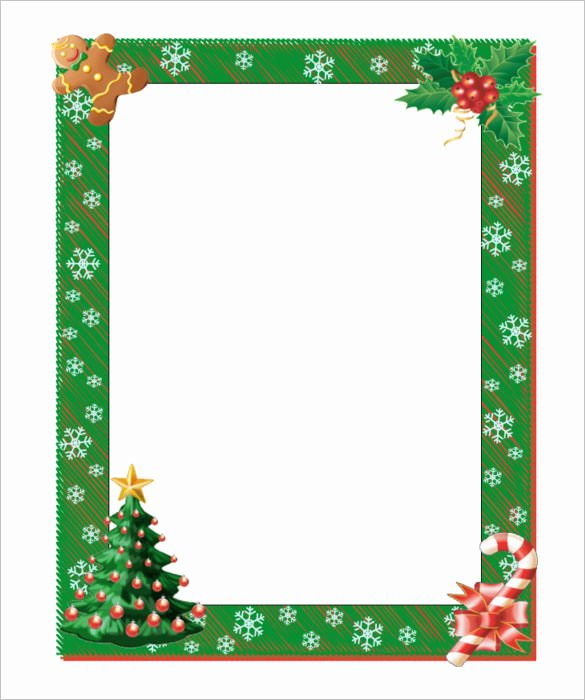 13 Christmas Paper Templates Free Word Pdf Jpeg