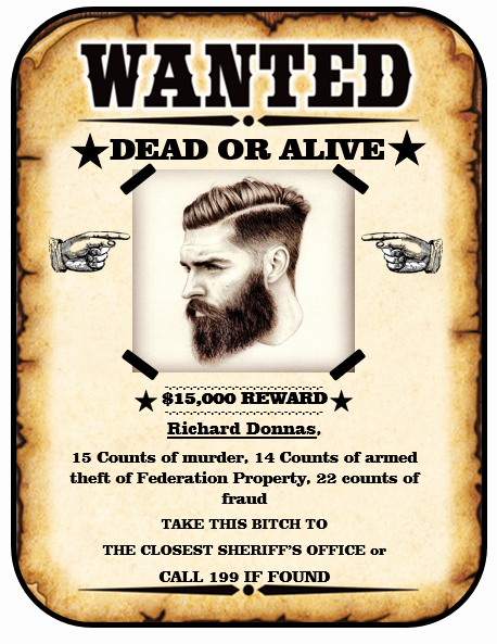 13 Free Wanted Poster Templates Printable Docs
