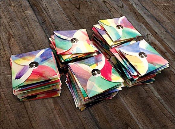 13 Gift Card Envelopes
