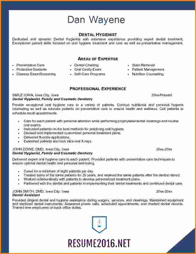 13 Good Resume Examples 2016