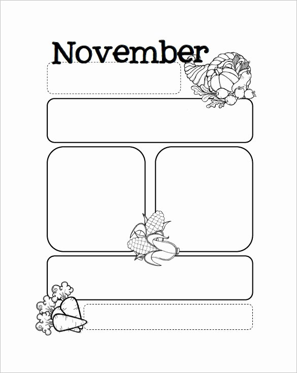 13 Printable Preschool Newsletter Templates Pdf Doc