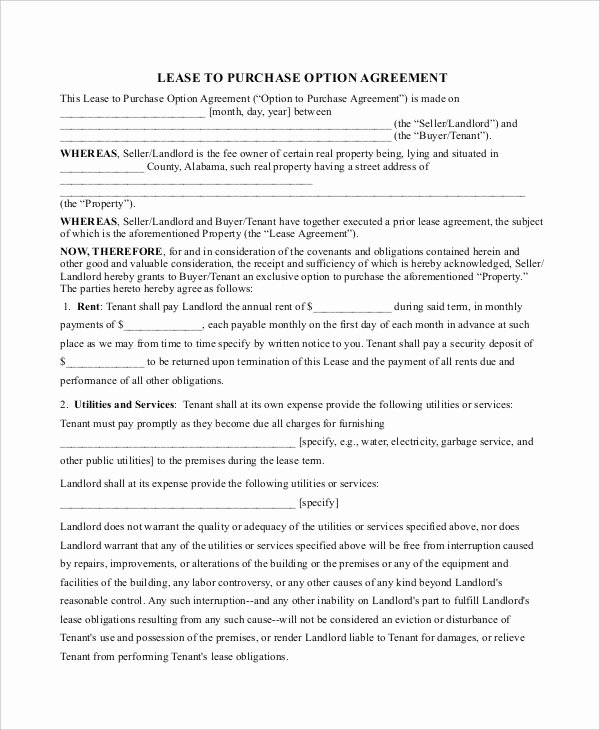13 Purchase Contract Templates Word Pdf Google Docs