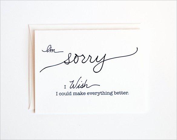 13 Sympathy Card Templates Psd Ai Vector Eps