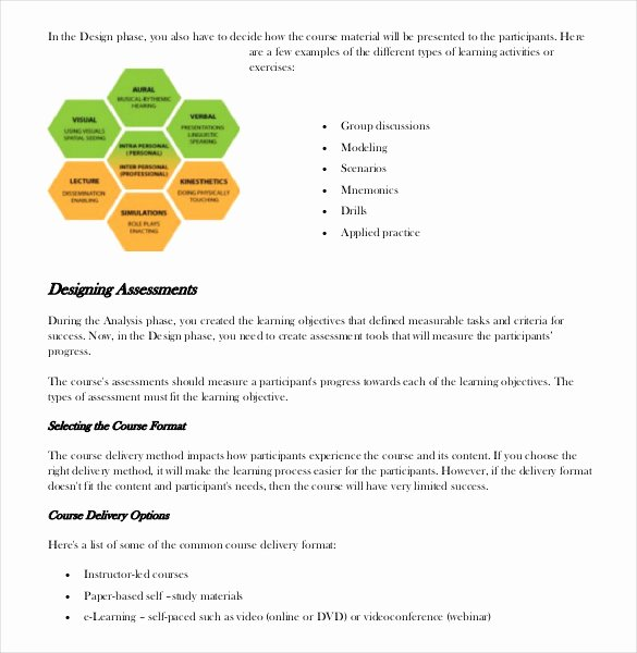 13 Training Strategy Templates – Free Sample Example