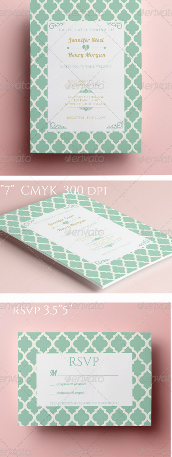 13 Wedding Rsvp Cards