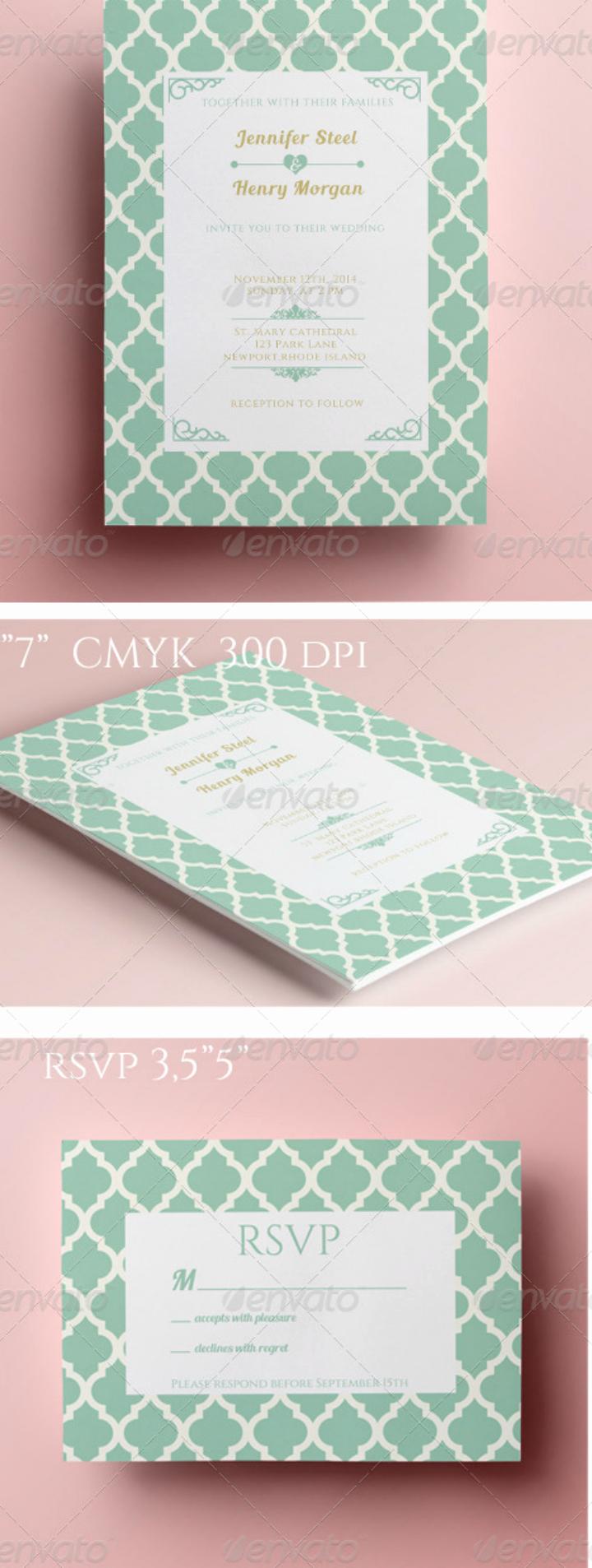 13 Wedding Rsvp Cards