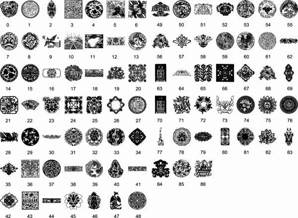 14 Best S Of 3d Paper Cutting Patterns Intricate
