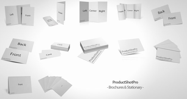 14 Booklet Template Shop Book Cover Template