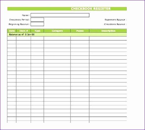14 Check Register Excel Template Exceltemplates