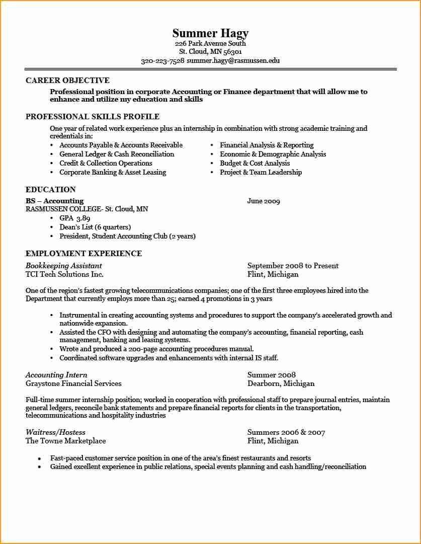 14 Cv format for Job Application Pdf Basic Job Example