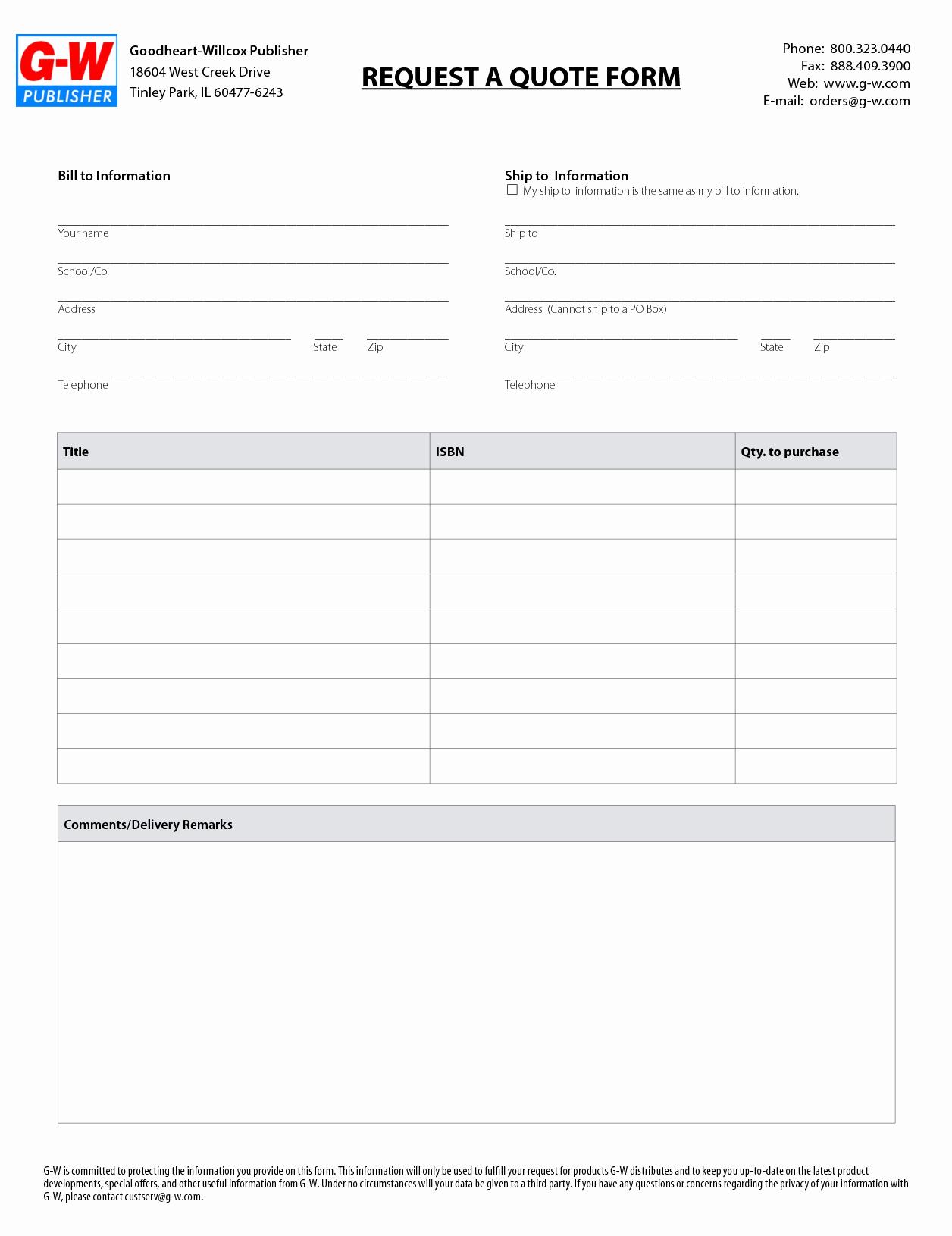 14 Document Template Web Design Quote Design