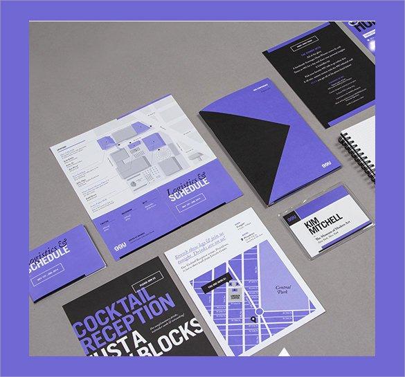 14 Elegant Conference Brochure Templates