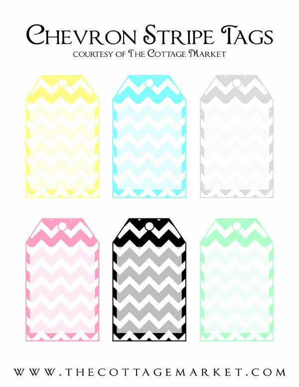 14 Gift Tags Template
