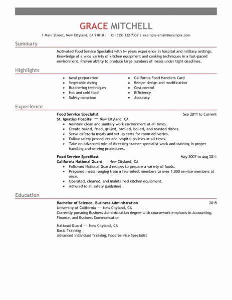 15 Amazing Customer Service Resume Examples