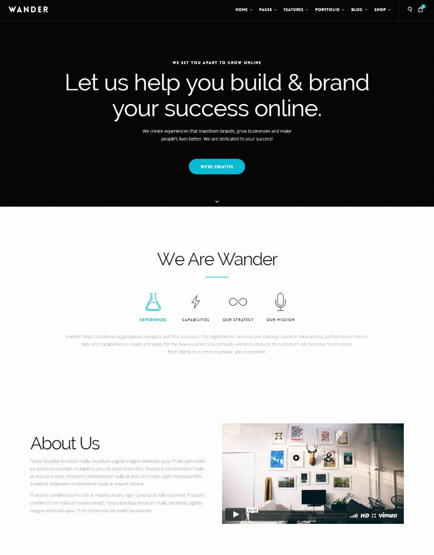 15 Best E Page Website Templates with Responsive