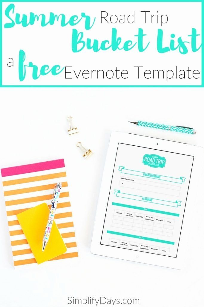 15 Best Images About Digital Templates for Evernote On