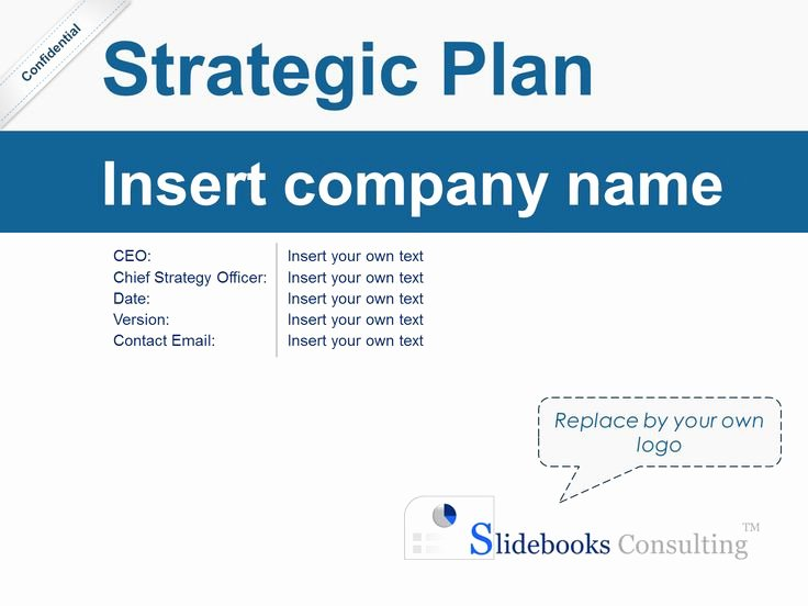 15 Best Simple Strategic Plan Template