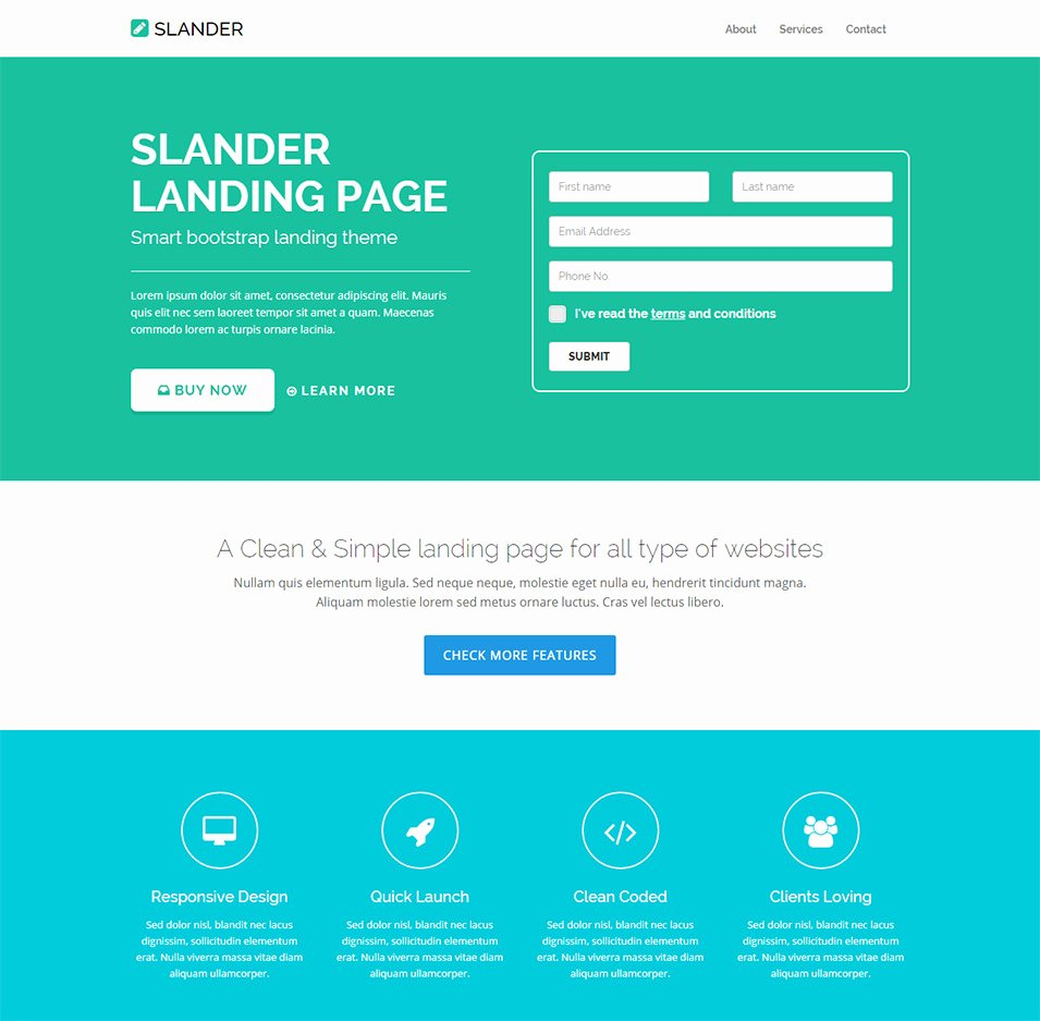 15 Best Start Up Landing Pages to Download