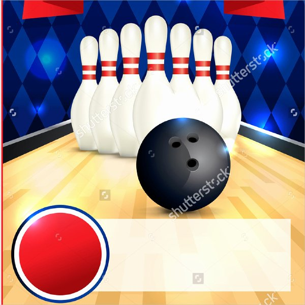 15 Bowling Flyer Templates Free Psd Ai format Download