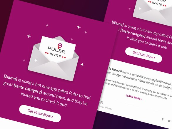 15 Email Invitation Template Free Sample Example