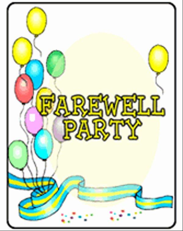 15 Farewell Lunch Invitation Jpg Vector Eps Ai