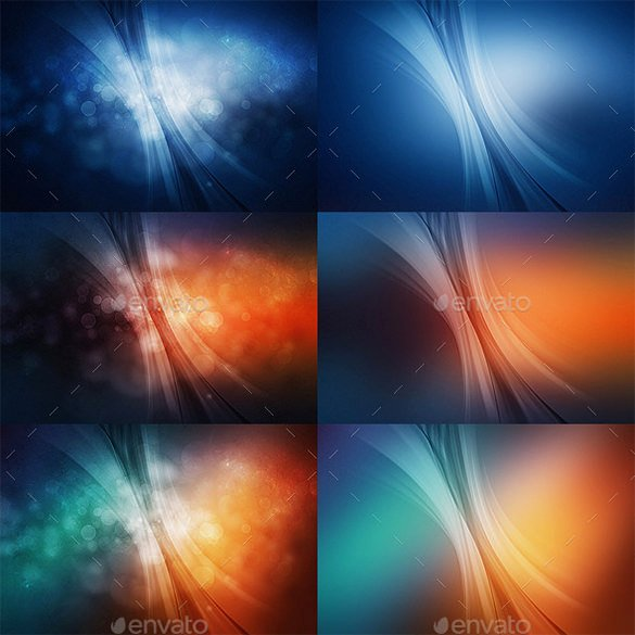15 Flyer Background Templates
