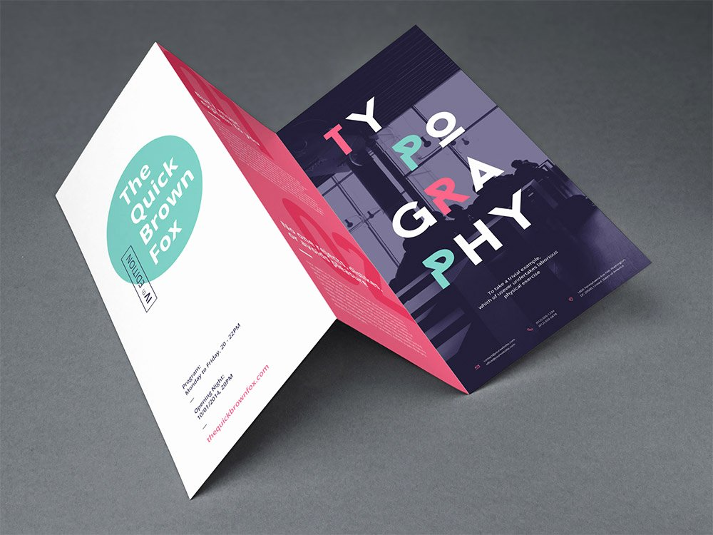 15 Free Brochure Templates for Designers to Have