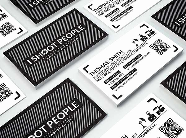 15 Free Business Cards Psd Templates Freakify