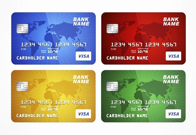 15 Free Credit Card Designs Jpg Psd Ai Download