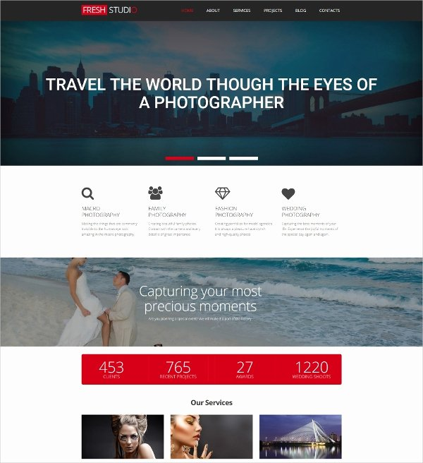 15 Gallery Bootstrap themes & Templates