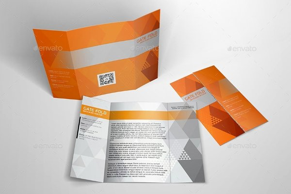 15 Gate Fold Brochure Template Pdf Psd Ai Vector Eps