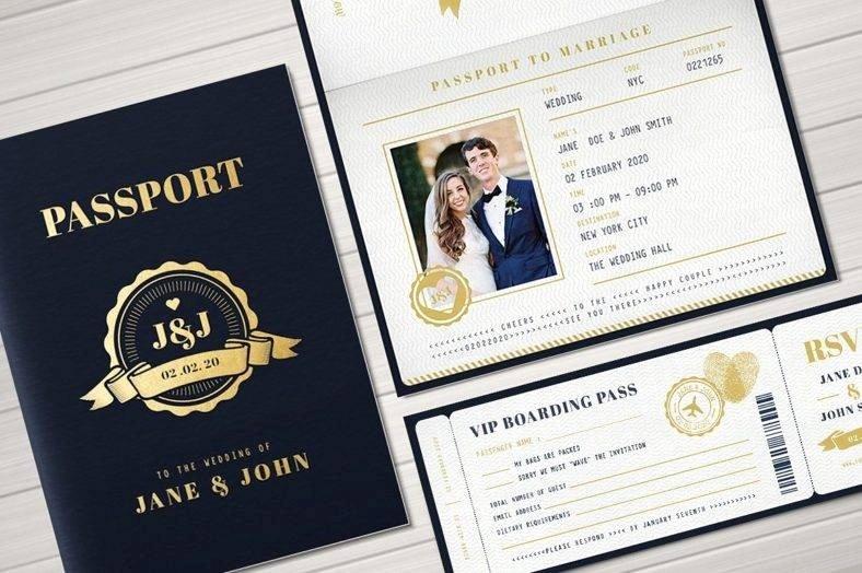 15 New Wedding Reception Invitation Templates Psd Ai