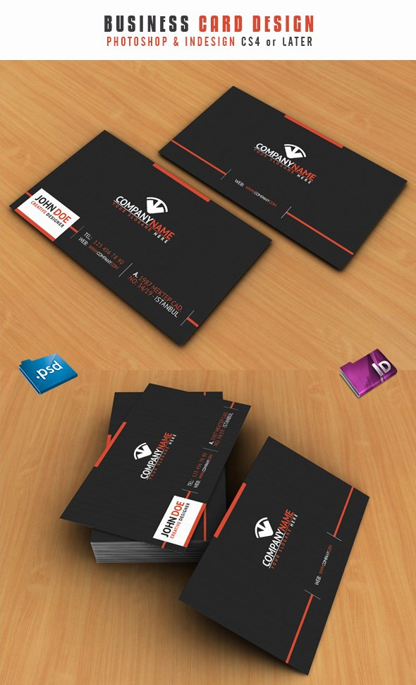 15 Premium Business Card Templates In Shop