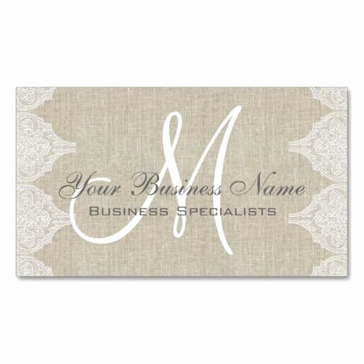 152 Best Images About Plain Monogram Business Cards On