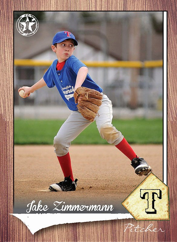 16 Baseball Card Templates Psd Ai Eps
