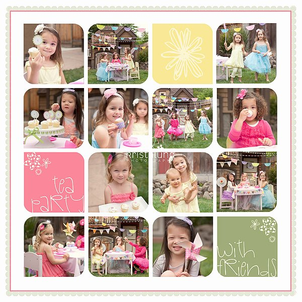 16 Food Free Psd Collage Templates Free Shop