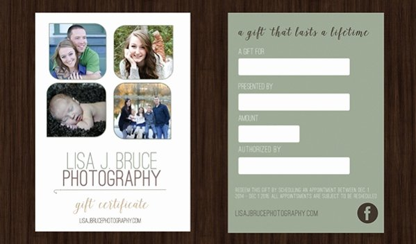 16 Free Gift Certificates Psd Vector Eps Download