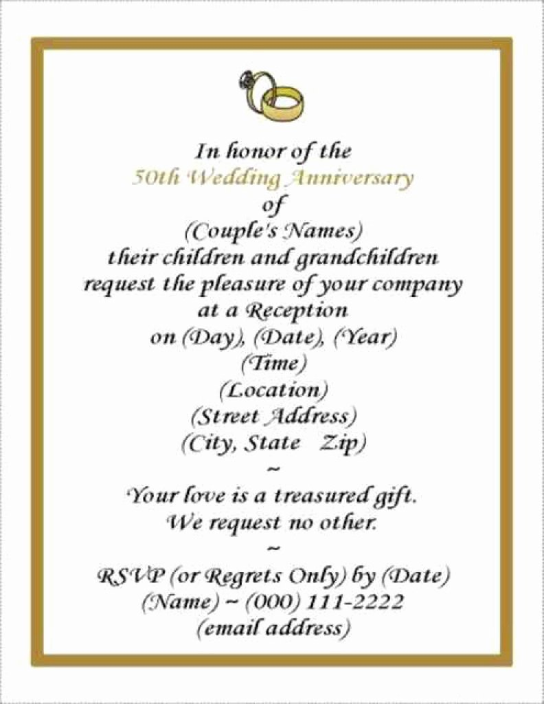 16 Wedding Anniversary Templates Free Anniversary