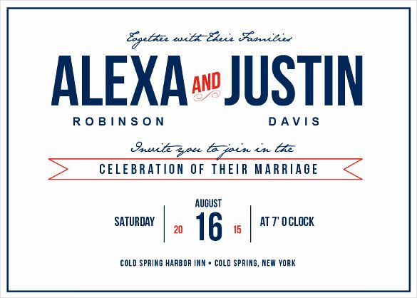 17 Addressing Wedding Invitation Templates – Free Sample