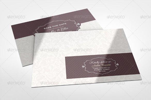 17 Addressing Wedding Invitation Templates – Free Sample