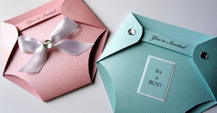 17 Best Ideas About Diaper Invitation Template On