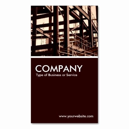 17 Best Images About Construction Business Card Templates