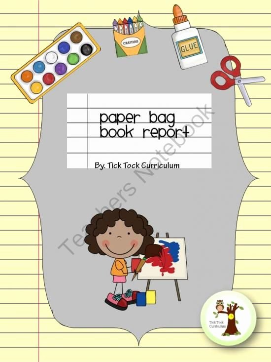 17 Best Images About Creative Book Report Ideas On
