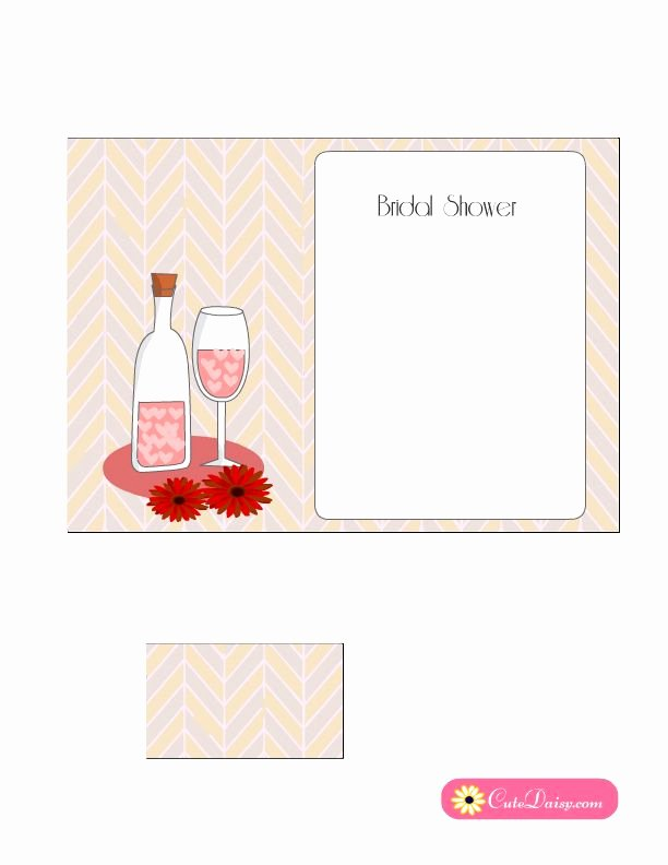 17 Best Images About Free Printable Bridal Shower