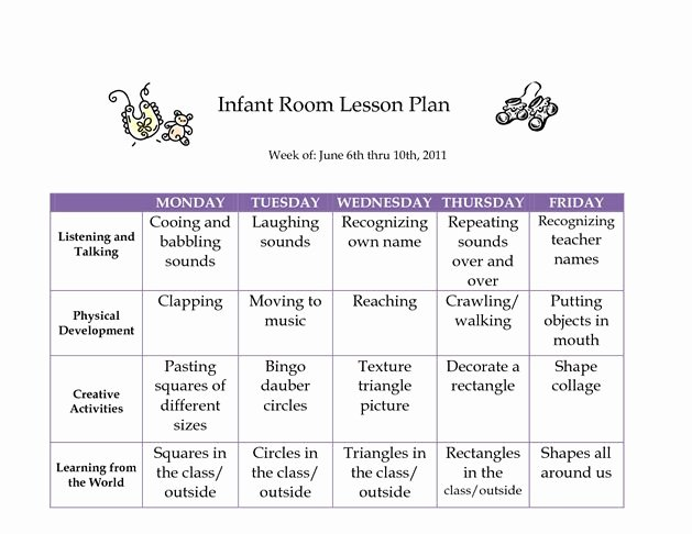 17 Best Images About Infant Curriculum On Pinterest