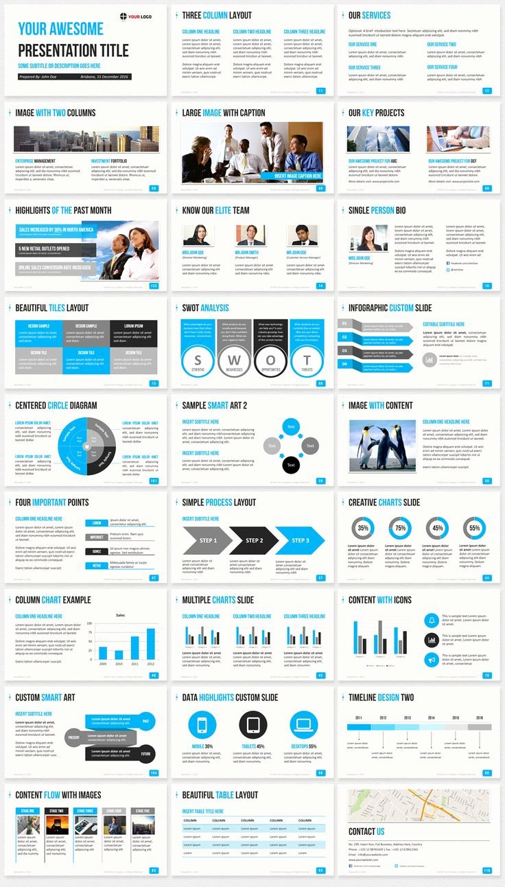 17 Best Images About Professional Powerpoint Templates On
