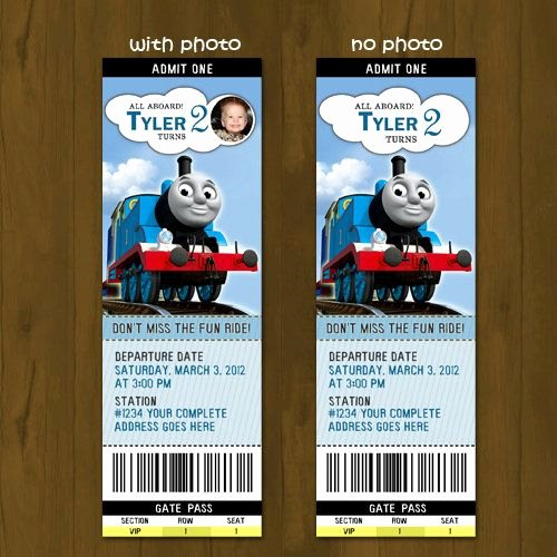 17 Best Images About Thomas the Train Party On Pinterest