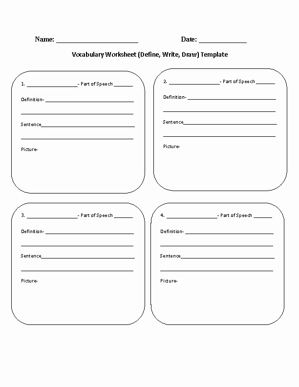 17 Best Of Matching Worksheet Template Pdf
